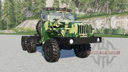 Ural 44Ձ0 für Farming Simulator 2017