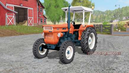 Fiat 420〡450〡480〡500〡540 pour Farming Simulator 2017