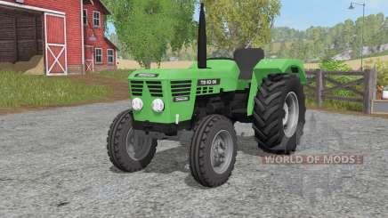 Torpedo TD 6206 A für Farming Simulator 2017