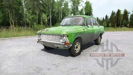 Moscovite-408 pour MudRunner