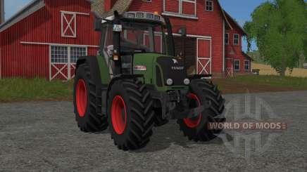 Fendt 412 Vario TMꞨ pour Farming Simulator 2017