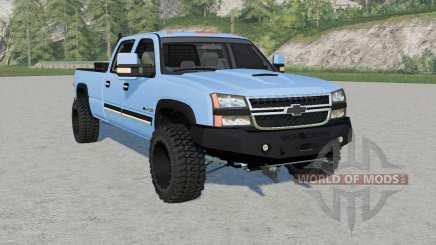 Chevrolet Silveradꝺ für Farming Simulator 2017