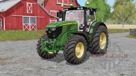 John Deere 6170R & 6210R pour Farming Simulator 2017