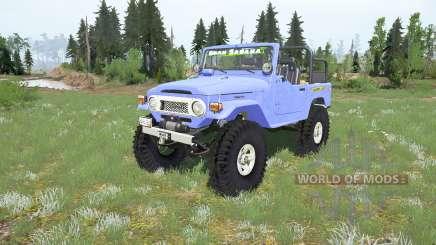 Toyota Land Cruiser (FJ40) pour MudRunner
