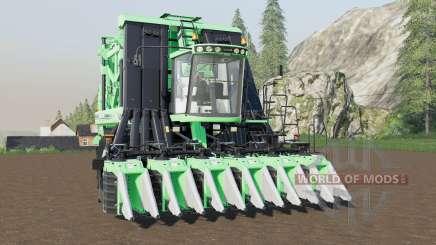 Case IH Module Express 6ვ5 für Farming Simulator 2017