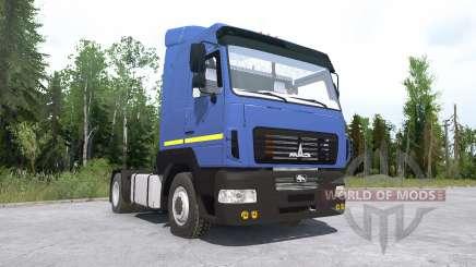 MAz-5440C9-570-030 für MudRunner