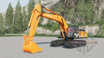 Hitachi ZX350LC-6 für Farming Simulator 2017