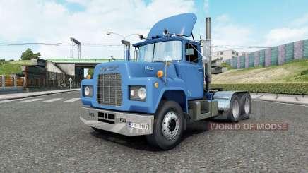 Mack R600 v1.6 pour Euro Truck Simulator 2