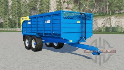 Kane grain trailer pour Farming Simulator 2017