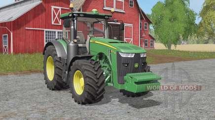 John Deere 8320R & 8370Ɍ für Farming Simulator 2017