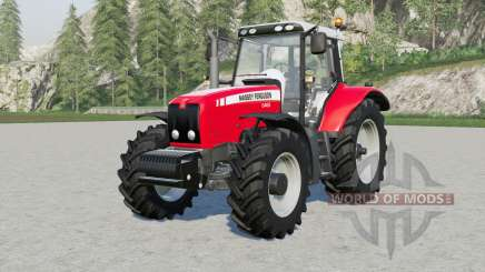 Massey Ferguson 6400-serieᵴ pour Farming Simulator 2017