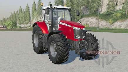 Massey Ferguson 7700S-serieᵴ pour Farming Simulator 2017