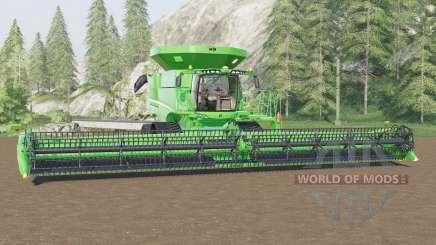 John Deere S600-serieʂ für Farming Simulator 2017