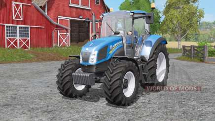 New Holland T5-serieᶊ für Farming Simulator 2017