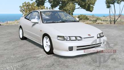 Honda Integra Type-R coupe (DC2) 1998 pour BeamNG Drive