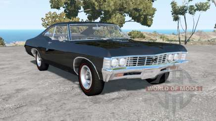 Chevrolet Impala SS 427 1967 pour BeamNG Drive
