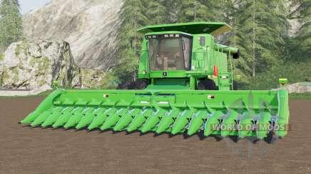 John Deere 9600 für Farming Simulator 2017
