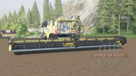 New Holland CR10.90 Revelatioꞥ für Farming Simulator 2017