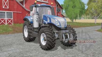 New Holland T8-series Blue Power für Farming Simulator 2017