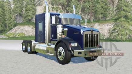 Kenworth T৪00 pour Farming Simulator 2017