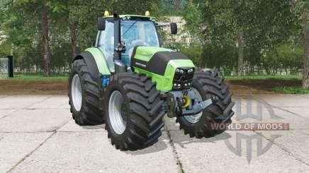 Deutz-Fahr 7250 TTV Agrotrꝺn pour Farming Simulator 2015