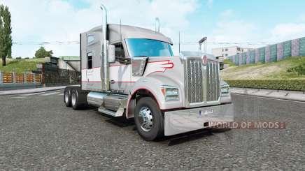 Kenworth W990 v1.2.3 pour Euro Truck Simulator 2