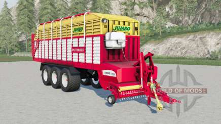 Pottinger Jumbꝍ 10000 pour Farming Simulator 2017