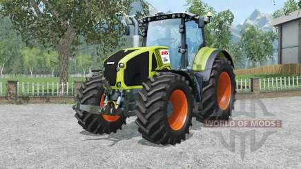 Claas Axioꞑ 950 für Farming Simulator 2015