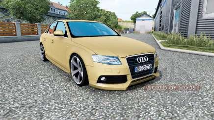 Audi S4 (B8) 2009 pour Euro Truck Simulator 2