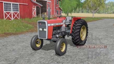 Massey Ferguson Ձ65 pour Farming Simulator 2017