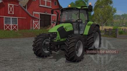 Deutz-Fahr 5110 TTⰜ pour Farming Simulator 2017