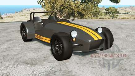 Caterham Seven v2.3 pour BeamNG Drive