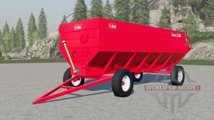 Jan Tanker 20.000 für Farming Simulator 2017