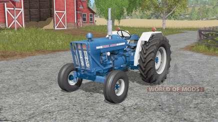 Ford 4000〡ⴝ000〡7000 für Farming Simulator 2017