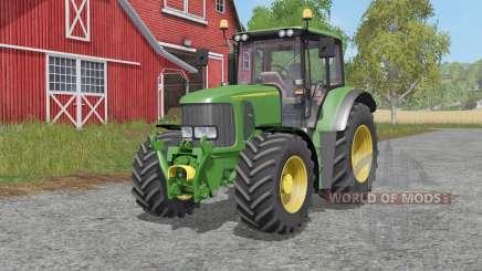 John Deere 6330 für Farming Simulator 2017