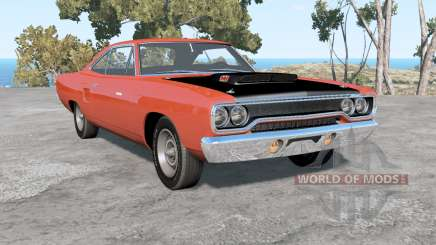Plymouth Road Runneᵲ pour BeamNG Drive