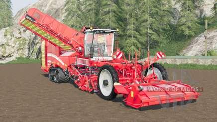 Grimme Varitron 470 Platinum Terra Trac v1.0.1 für Farming Simulator 2017