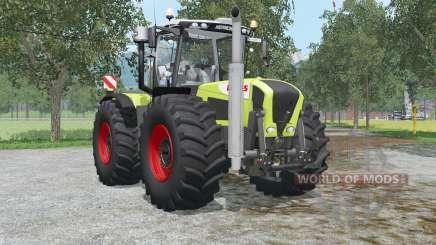 Claas Xerion 3800 Trac ꝞC pour Farming Simulator 2015