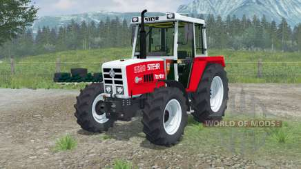 Steyr 8080A Turbé für Farming Simulator 2013