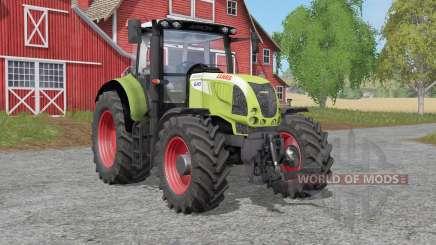 Claas Arion 6Ꝝ0 für Farming Simulator 2017