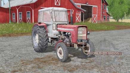 Ursus C-ƺ55 pour Farming Simulator 2017