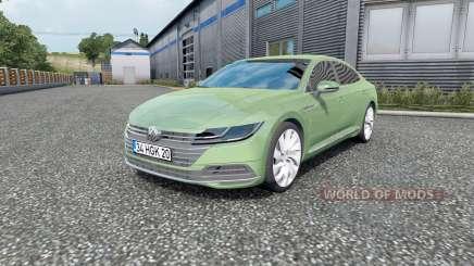 Volkswagen Arteon für Euro Truck Simulator 2