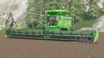 John Deere S600 & S600i series für Farming Simulator 2017