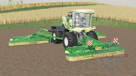 Krone BiG M pour Farming Simulator 2017