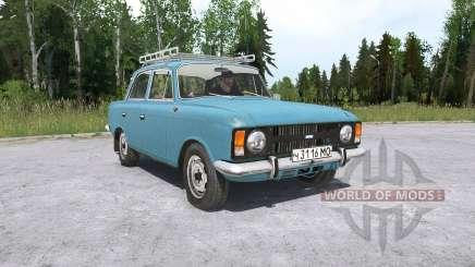 Moskau-412 für MudRunner