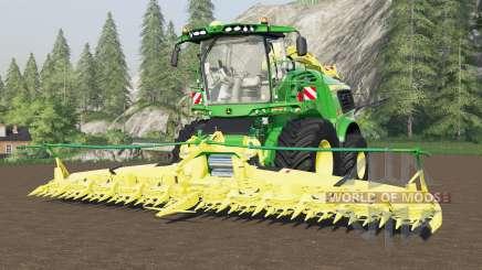 John Deere 9000i-serieᶊ für Farming Simulator 2017