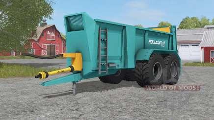 Rolland Rolltwin 205 für Farming Simulator 2017