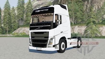 Volvo FⱧ16 für Farming Simulator 2017