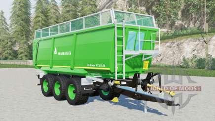 Annaburger HTS 29,79 MultiLand Pluᵴ für Farming Simulator 2017