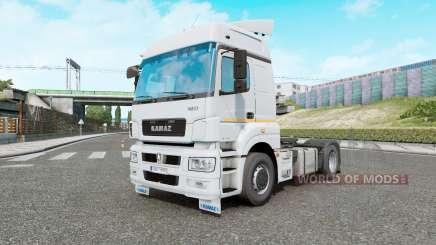 Kamaz-54୨0 pour Euro Truck Simulator 2